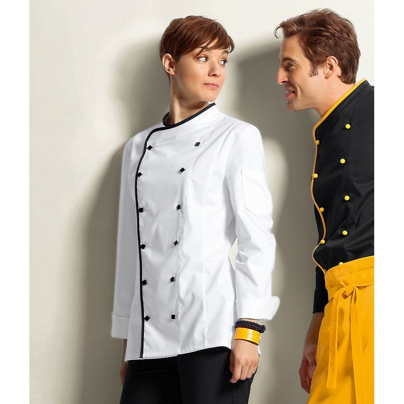 de cuisine life is veste cuisinier homme pas cherveste cuisine moderneveste cuisine professionnel - Veste De Cuisine Orange