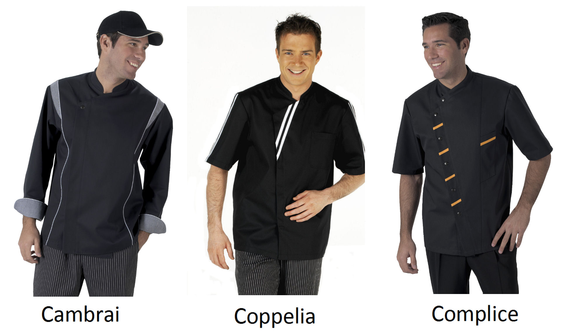 Veste de cuisine biomidi veste cuisine pizzaiolo veste de cuisine clement design - Clement veste de cuisine ...